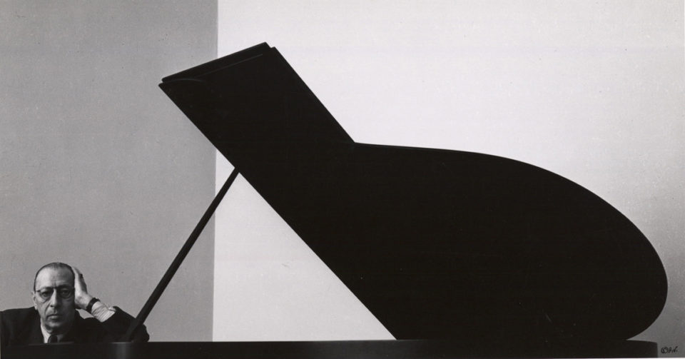 Arnold Newman: Masterclass opened on October 23 in San Francisco