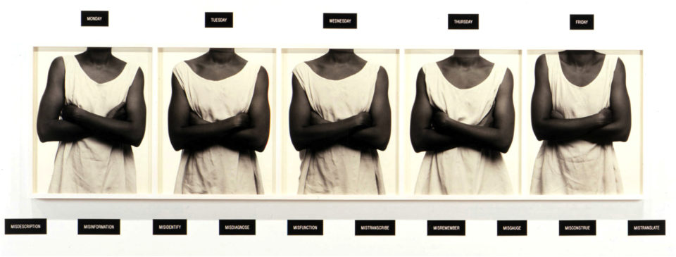 Success for Lorna Simpson at the Jeu de Paume, Paris